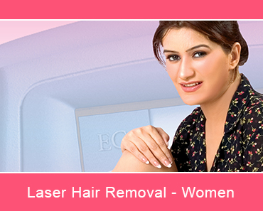 Laser Hair Removal - Women - TLC Dermal Laser Clinic, Surrey, BC, Canada